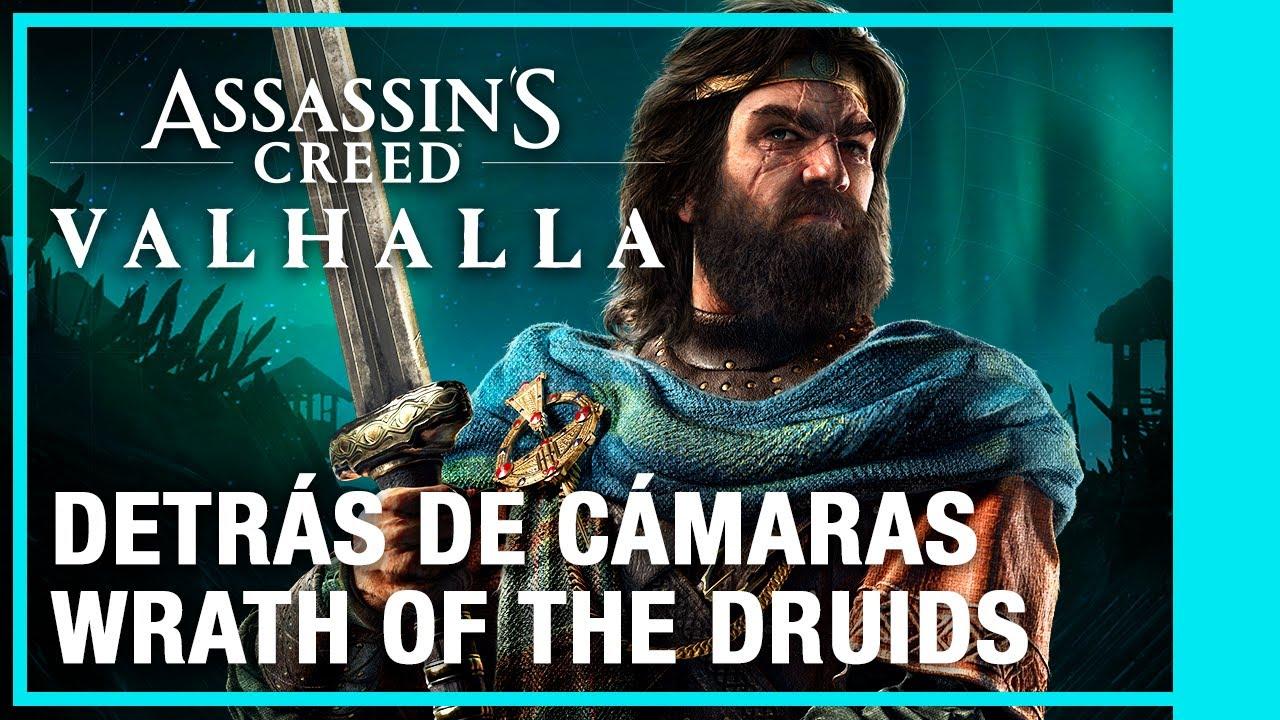Assassin's Creed Valhalla - El Detrás de Wrath of the Druids | Ubisoft Latam
