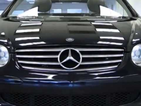 2004 mercedes benz sl class sl600 2dr roadster 5 5l. Black Bedroom Furniture Sets. Home Design Ideas