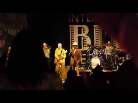 Frank Bey & Anthony Paule Band
