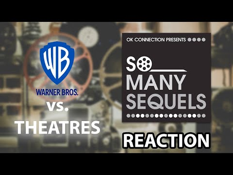 Warner Bros. Moves 2021 Films to HBO Max! | Reaction