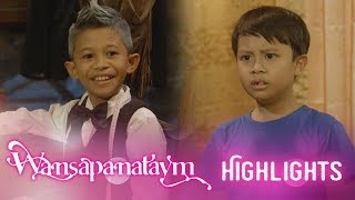 Wansapanataym: Kid Liit grants Joboy's wish