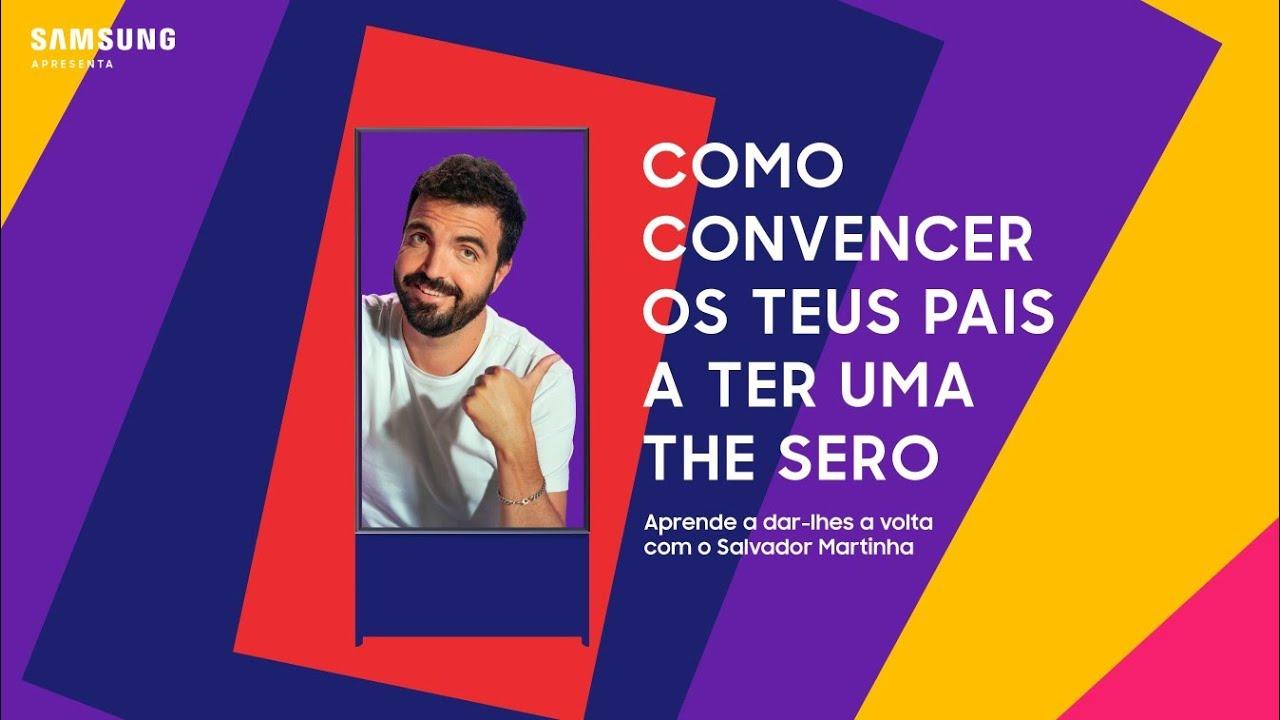 Samsung The Sero | CCTPTTS