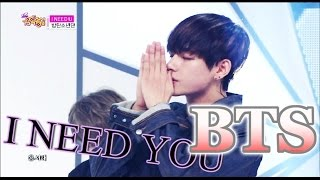 [Comeback Stage] BTS - I NEED U, 방탄소년단 - I NEED U, Show Music core 20150502