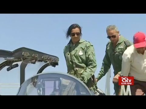 PV Sindhu co-pilots India's first Indigenous Fighter Aircraft LCA Tejas