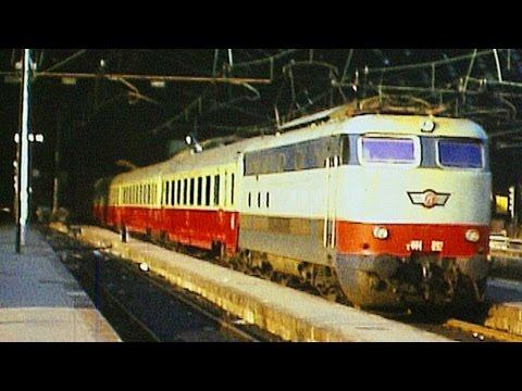 """""""Mediolanum"""" 2.0 - Trans Europ Express - Milano 1977"""