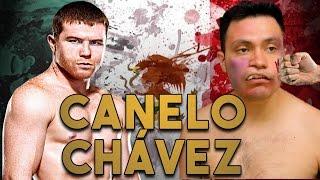Canelo Vs  Chávez JR - Luisito Rey ♛