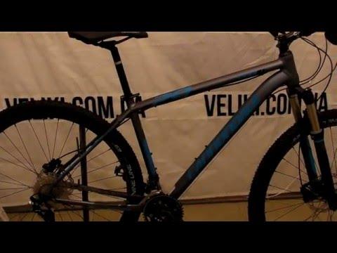 "Обзор велосипеда Cannondale Trail 1 29"""