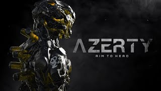 1 HOUR Dark Techno / Cyberpunk / Industrial Bass Mix 'AZERTY' [Copyright Free]