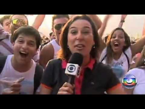Live Karaoke na TV Globo