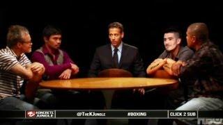 Face off Manny Pacquiao vs Brandon Rios with Max Kellerman premieres Nov 2 [LGv2]