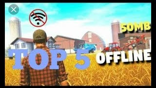 Top 5 offline Game For Android