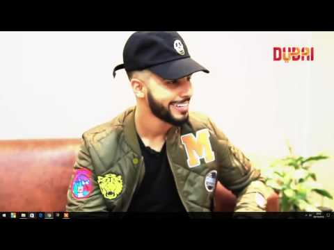 Adam Saleh  get Interviewed in Dubai
