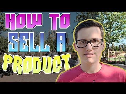 How To Sell A Product Online (FREE TRAFFIC)