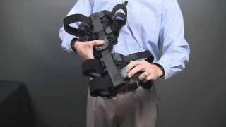 breg t scope post op knee brace features mmar medical