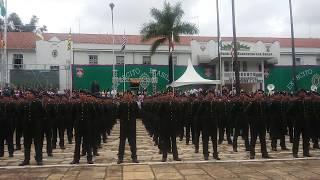 Formatura e Diplomação  CFS EsSA  /2014