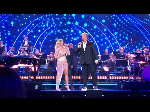 Helene Fischer & Howard Carpendale - Samstag Nacht (Helene Fischer Show 2019)