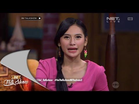 Ini Talk Show - 26 September 2014 Part 4/4 - Wulan Guritno, Vicky Shu dan Indah Permatasari