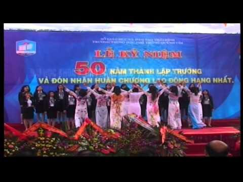 Bài ca người giáo viên nhân dân THPT Quỳnh  Côi