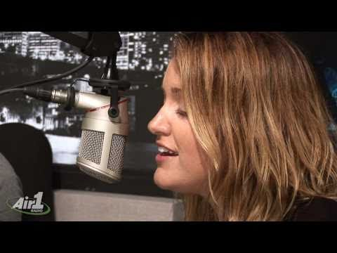 "Air1 - Britt Nicole ""Headphones"" LIVE"