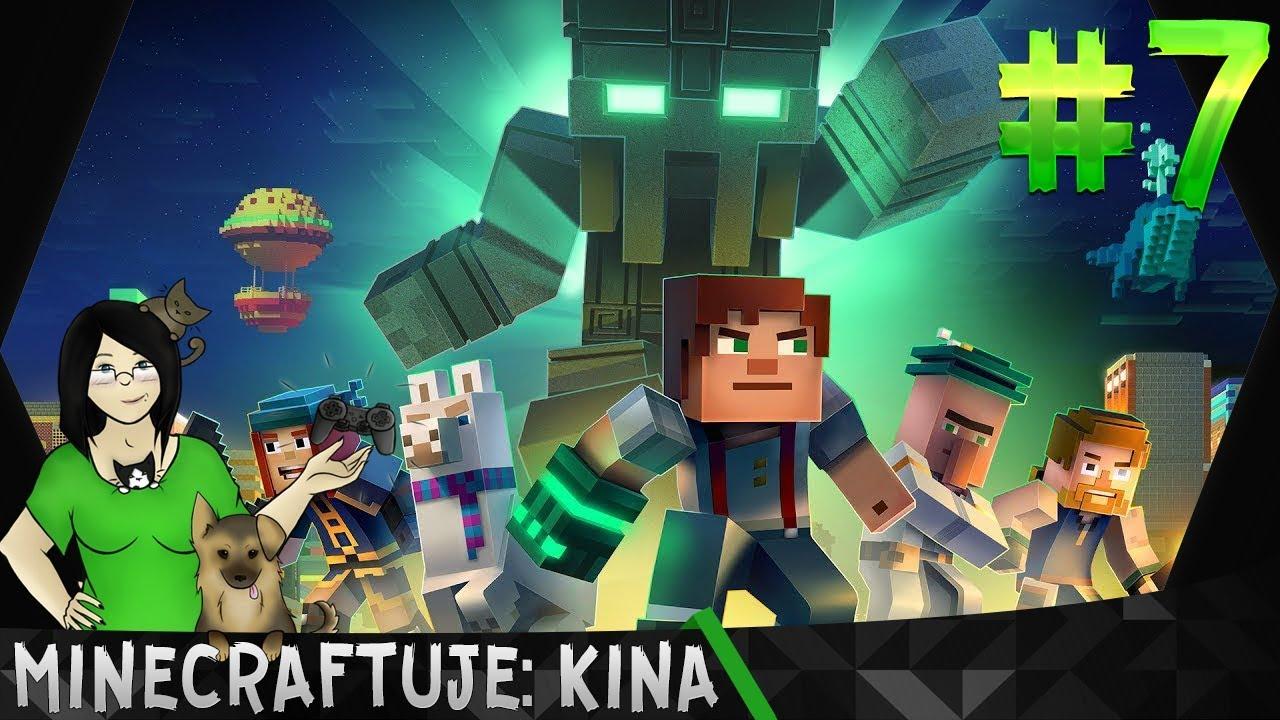 Kina snajpuje #7 – Minecraft: Story Mode Season 2
