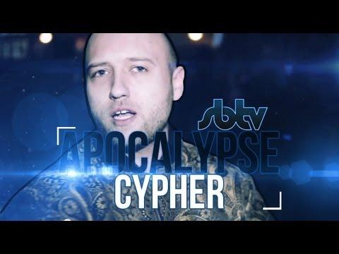 The Apocalypse   [ALL STAR CYPHER] (Prod. By Preditah): SBTV