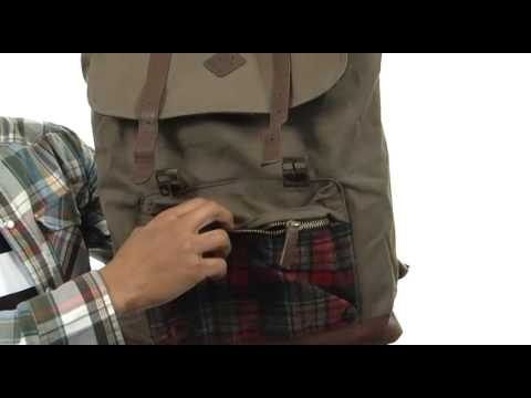 new product b0650 a2eee Original Penguin Canvas Rucksack SKU  8310893