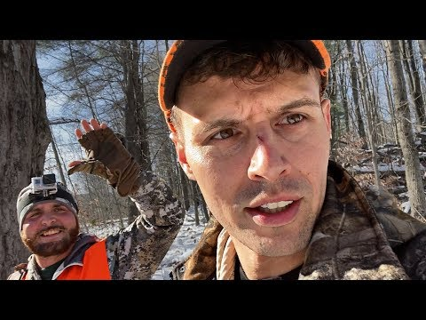 NY Deer Hunting Vlog 2019 (white Tails)