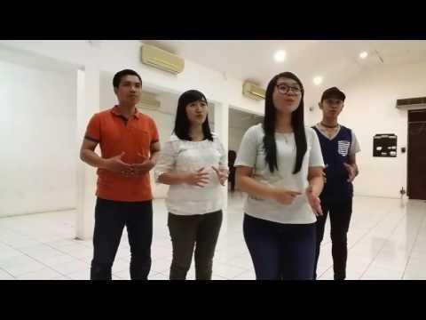 karna salibMU - true worshippers (cover) by L'A (L