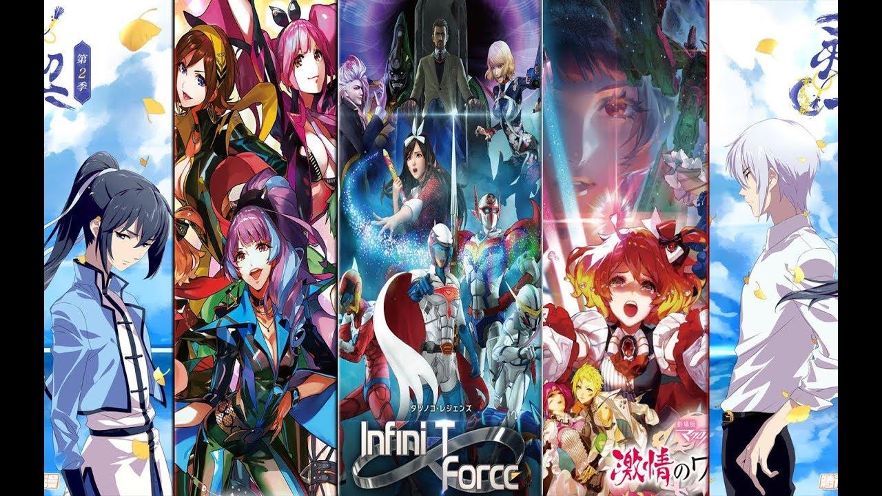 Estrenos Anime Febrero 2018 | ¿El mes de los Mejores Animes Hentai? | Estrenos Anime Febrero 2018