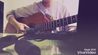 Mưa Phi Trường (Guitar) Bản lỗiiiii