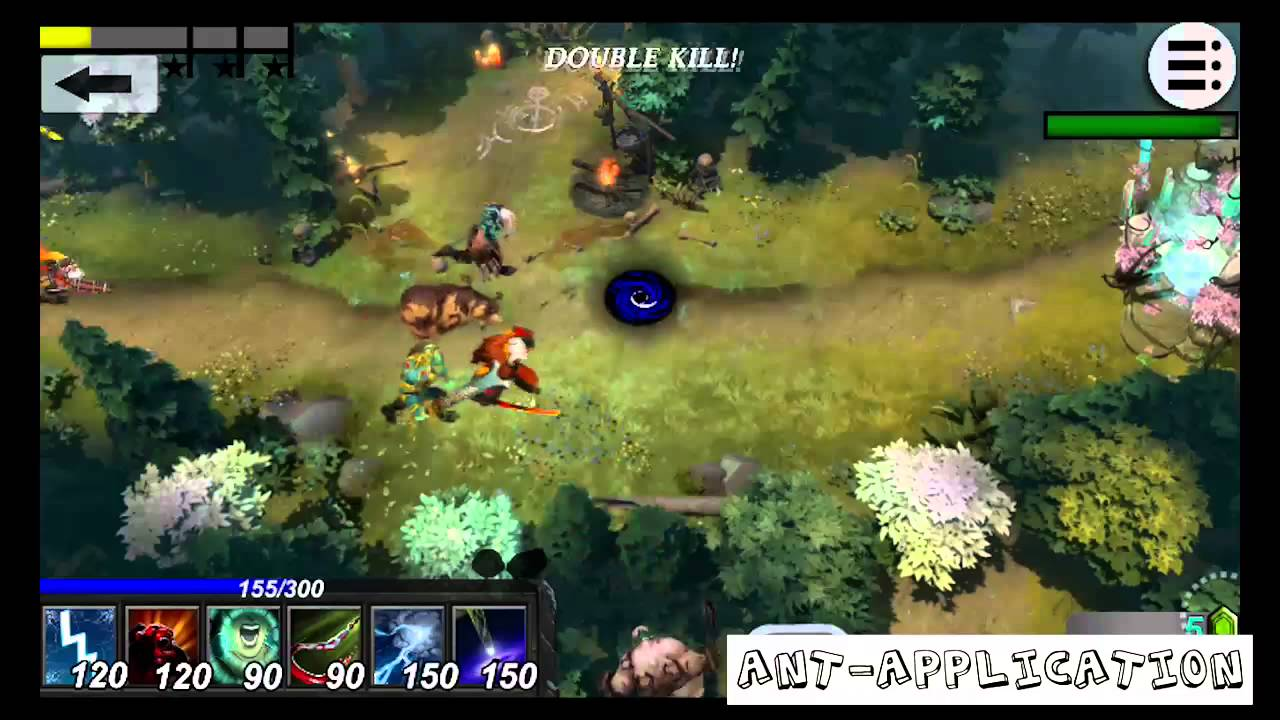 ant application android games hook pro dota 2 youtube