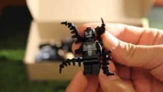 Распаковка Посылки! Лего Минифигурки! + Новая Рубрика!
