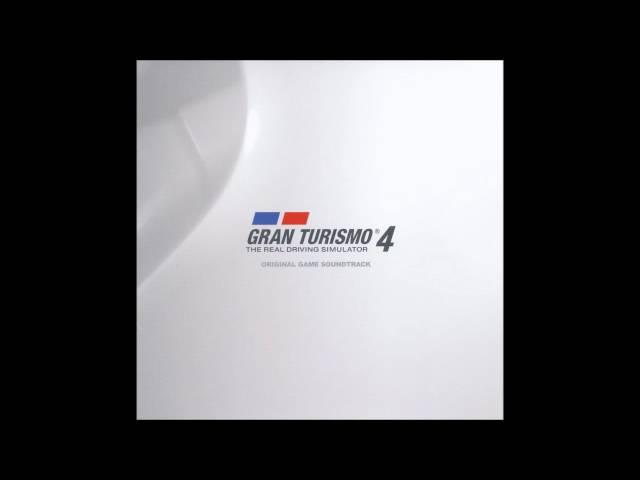 Gran Turismo 4 Original Game Soundtrack
