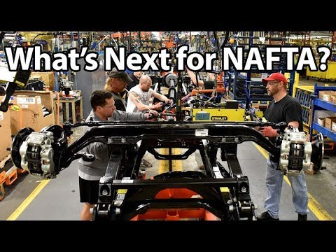 What's Next for NAFTA? - Autoline This Week 2130