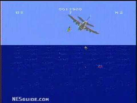 Flight of the Intruder - NES Gameplay