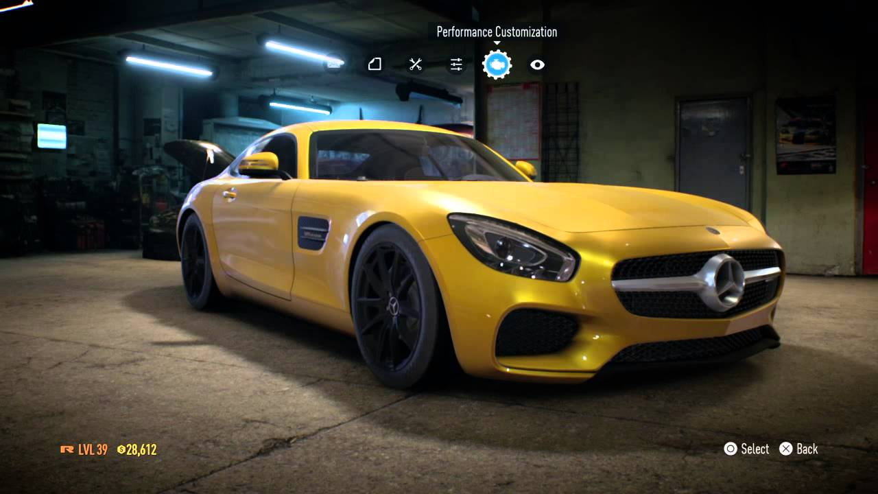 need for speed 2015 mercedes amg gt gameplay youtube. Black Bedroom Furniture Sets. Home Design Ideas
