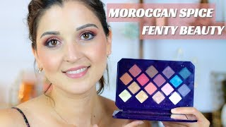NEW ! MOROCCAN SPICE PALETTE FENTY BEAUTY : TOP OU FLOP ?