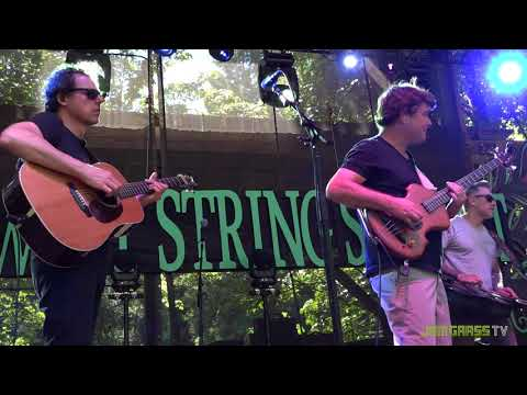 Keller & the Andy's - Feel It Still - 2018 Northwest String Summit