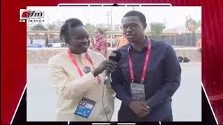 En direct du Caire avec Mame Fatou Ndoye