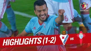 Resumen de SD Eibar vs RC Celta (1-2)