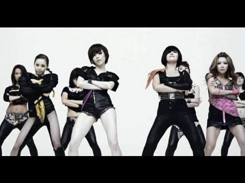 [The Arrogant Dance] Brown Eyed Girls - Abracadabra