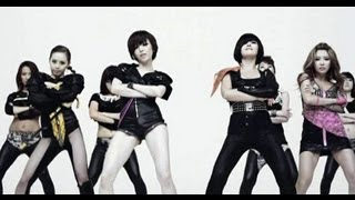 [The Arrogant Dance] Brown Eyed Girls - Abracadabra