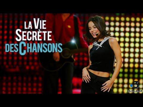 Alizée - La vie secrète des chansons - Moi    Lolita - France 3 - 11.05.2018