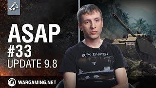 ASAP №33 Update 9.8