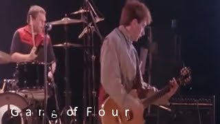 Gang Of Four - He'd Send In The Army (Official Live | Urgh 1980)