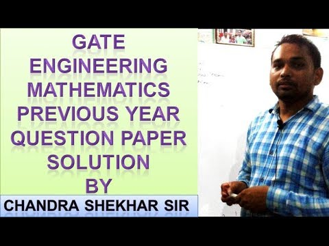 DETERMINANT AND MATRIX CONCEPT FOR GATE