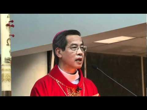 Fr. Minh Bui - Bài giảng của ĐGM Giuse Nguyễn Năng Louisiana 05/2012