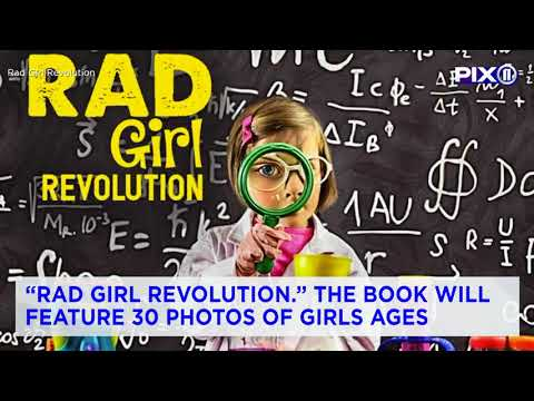 Forest Hills moms create girls empowerment book 'Rad Girl Revolution'