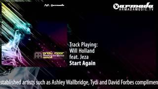 Will Holland feat. Jeza - Start Again (Original Intro Mix)