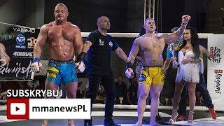 Silesian Fight Night 1: Lubo Slovik vs strongman Sławomir Rawiński